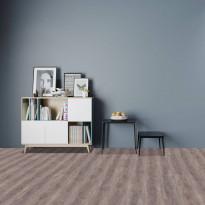Vinyylilankku Check Floors Check One 0.3, 2423 Wehofen Oak, tummanruskea