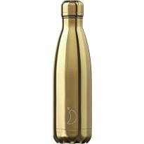 Juomapullo Chillys Gold, 500ml