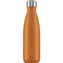 Juomapullo Chillys Matte Burnt Orange, 500ml