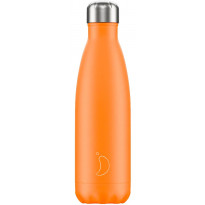 Juomapullo Chillys Neon Orange, 500ml