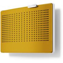 CLIK-tuloilmaventtiilin värikuori kullankeltainen RAL 1007