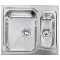 Keittiöallas CM Matico, 580x500mm, 1,5-altainen, rst