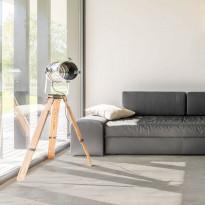 Vinyylikorkki Concept Floor Ecoline, Oak Scandinavia, vaaleanharmaa