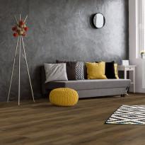 Vinyylilankku Concept Floor Profiline, Oak Meramec, integroitu alusmateriaali