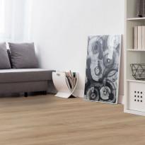 Vinyylilankku Concept Floor Profiline, Oak Uster, integroitu alusmateriaali
