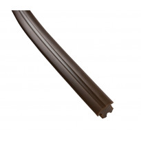 Saumanauha Lunawood, 26mm TWPC-komposiittilaudalle, ruskea, 100 m/rulla