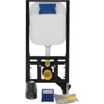 Seinä-WC-elementti Creavit GR5003, 121 cm