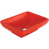Pesuallas Creavit TP 140, 490x390 mm, punainen