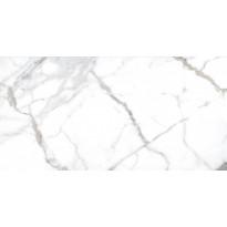 Lattialaatta Caisla Luxury Mihir Bianco, 600x1200 mm, valkoinen/harmaa