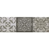 Seinälaatta Caisla Luxury Portland Art Serie, 240x75 mm, harmaa