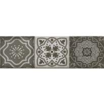 Seinälaatta Caisla Luxury Portland Art 2, 240x75 mm, harmaa