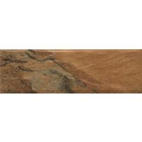 Seinälaatta Caisla Luxury Slate Rock Serie, 240x75 mm, ruskea