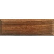 Seinälaatta Caisla Luxury Slovenia Wood 3, 240x75 mm, ruskea/musta