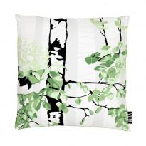 Tyynynpäällinen Vallila Luontopolku 43x43cm, vihreä
