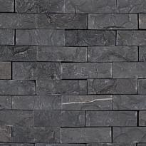Verhoilukivi Qualitystone Gray, verkolla, 30 x 100 mm