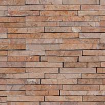 Verhoilukivi Qualitystone Terra, verkolla, 15 x 100 mm