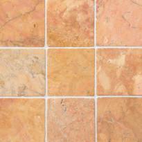 Marmorilaatta Qualitystone Square Terra, 100 x 100 mm, Tammiston poistotuote