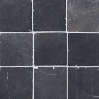 Marmorilaatta Qualitystone Square Gray, 100 x 100 mm