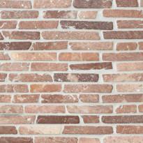 Travertiinimosaiikki Qualitystone Stick Coco Brown, verkolla, 10 mm x vapaa mitta