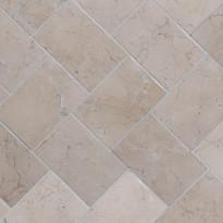 Marmorilaatta Qualitystone Herringbone White, 100 x 150 mm, Verkkokaupan poistotuote