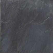 Liuskekivilaatta Qualitystone Black, 300 x 300 mm