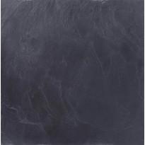 Liuskekivilaatta Qualitystone Black, 600 x 600 mm