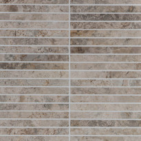 Marmorimosaiikki Qualitystone Royal Oyster, kiiltävä, verkolla, 305 x 305/15 x 151 mm