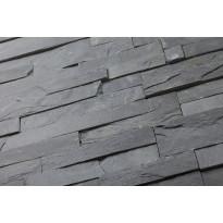 Verhoilukivi Qualitystone Black, 150 x 400 mm