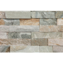Verhoilukivi Qualitystone Sand, 150 x 400 mm