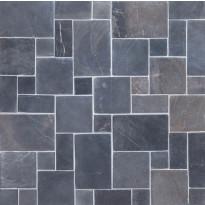 Marmorimosaiikki Qualitystone French Pattern Gray, verkolla