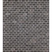 Mosaiikkilaatta Qualitystone Brick Mini Grey, 20x40mm