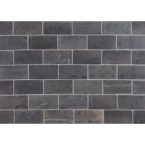 Marmorilaatta Qualitystone Grey Marble Tile, 100x200mm
