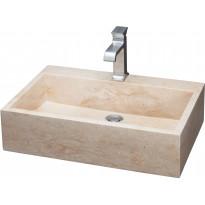 Pesuallas Qualitystone WB KKL, 400x600mm, marmori, beige