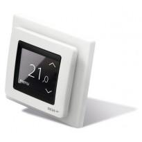 Termostaatti DEVIreg Touch, kosketusnäyttö, valkoinen