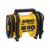 Akkukompressori DeWalt XR, 11bar, 18V/230V, ilman akkua