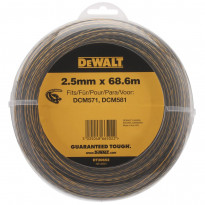 Trimmerilanka DeWalt 2.5mm x 68.6m