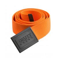 Vyö Dimex 4256+, joustava, oranssi