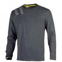Pitkähihainen t-paita Dimex 4362+, harmaa