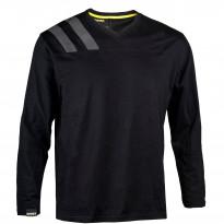 Pitkähihainen t-paita Dimex 4363+, musta