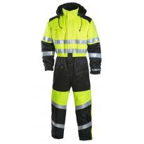 Talvihaalari Dimex 6039, hi-vis, keltainen/musta