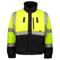 Talvitakki Dimex 6350, hi-vis, keltainen/musta