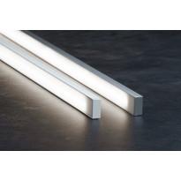 LED-kalustevalaisin Dreamled Ecolight + himmennin, 230cm, 3300/4000K, IP65, eri värivaihtoehtoja