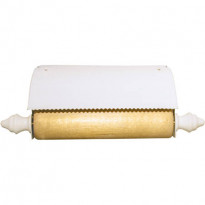 WC-paperiteline Demerx Knoppen, valkoinen