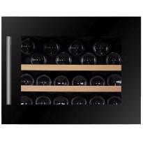 Viinikaappi Dunavox DAB28.65B, 590x455x545 mm, yhden lämpöalueen
