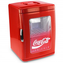 Jääkaappi Dometic Mobicool Coca-Cola MiniFridge 25, 12/230V, 460x330x420mm