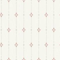 Tapetti Duro 1900 Britta 396-01, 0.53x10.05m, punainen