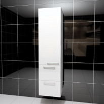 Korkea kaappi Easy Bath OVI+TEN2, 1556x400mm