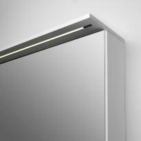 Peilikaappi Easy Bath 80, LED-valolippa, pistorasia