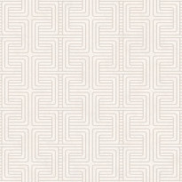Tapetti Engblad & Co Global Living, Geo Tribe 6480, 0.53x10.05m, valkoinen