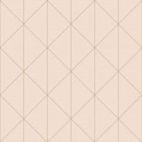 Tapetti Engblad & Co Graphic World, Diamonds, 8805, 0.53x10.05m, roosa